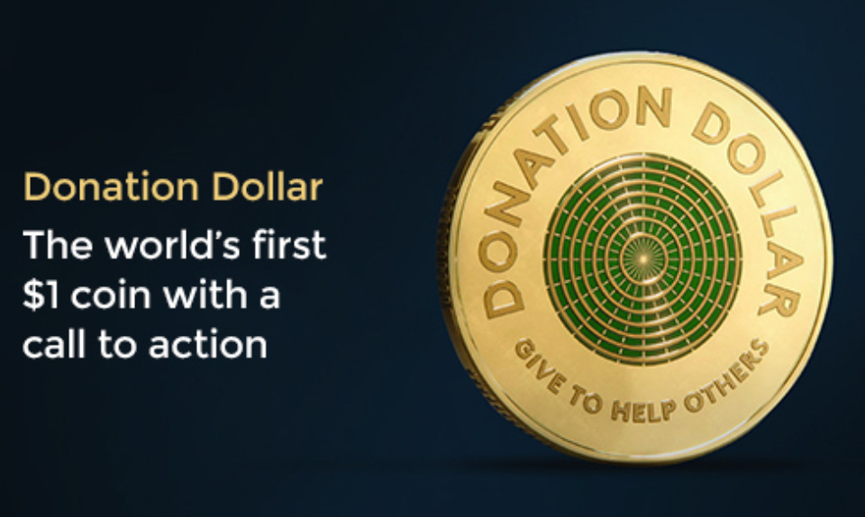 World-first 'Donation Dollar' is a huge charity boost